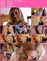 nassetina6 aka nasserengel7 aka Dirty-Tina Dirty-Tina - Anal Creampie Thumbnail